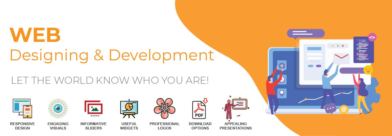 Web Designing & Development Company in Delhi | Suprams Info Solutions